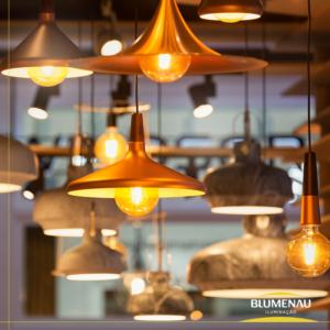 Iluminação residencial: lâmpadas blumenau