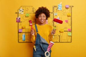 pintar a casa como profissional